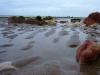 Sand ripples at Hunstanton beach